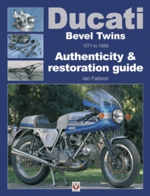 Ducati Bevel Twins 1971 to 1986, EPUB eBook