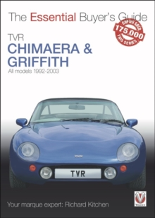 TVR Chimaera and Griffith, Paperback / softback Book