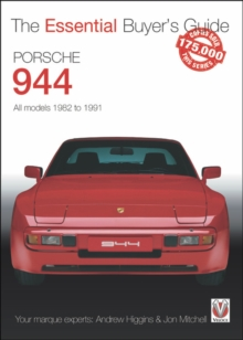 Porsche 944 : All models 1982-1991, Paperback / softback Book