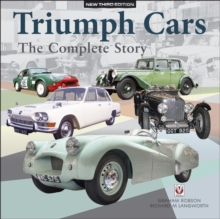 Triumph Cars - The Complete Story, EPUB eBook