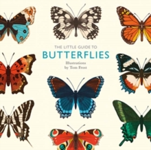 The Little Guide to Butterflies, Hardback Book