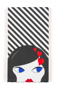 Lulu Guinness: Doll Face Magnetic Jotter Pad, Hardback Book