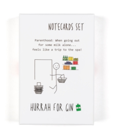 Hurrah For Gin: Small Paperback Notebook, Other printed item Book