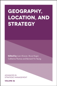Geography, Location, and Strategy, Hardback Book
