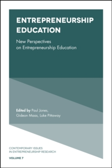 Entrepreneurship Education : New Perspectives on Entrepreneurship Education, Hardback Book