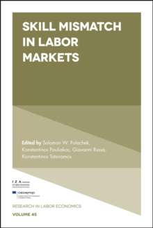 Skill Mismatch in Labor Markets, Hardback Book