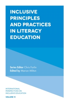 Inclusive Principles and Practices in Literacy Education, Hardback Book