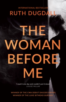 The Woman Before Me, Paperback Book