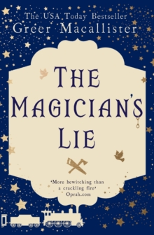 The Magician's Lie, Hardback Book