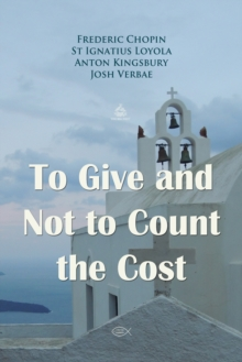 To Give and Not to Count the Cost, eAudiobook MP3 eaudioBook