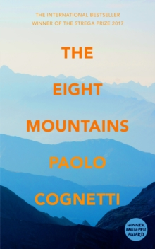 The Eight Mountains, Paperback Book