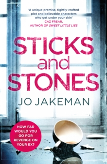 Sticks and Stones, Hardback Book