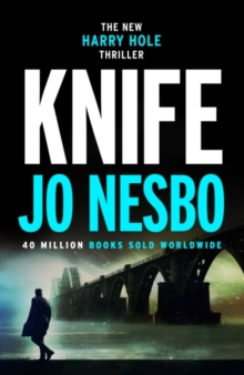 Knife : (Harry Hole 12), Hardback Book
