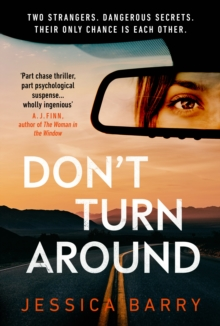 Don't Turn Around, Hardback Book