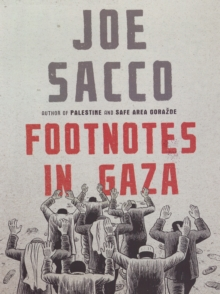 Footnotes in Gaza, Paperback / softback Book