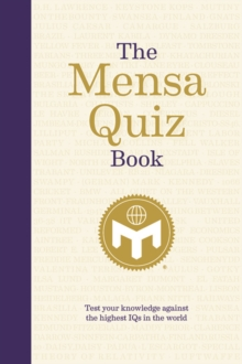 The Mensa Quiz Book, Paperback Book