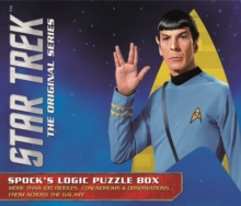 Star Trek: Spock's Puzzle Box, Mixed media product Book