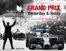 Grand Prix Yesterday & Today, Hardback Book