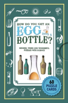 Puzzle Cards: How Do You Get An Egg Into A Bottle?, Mixed media product Book