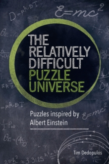 The Relatively Difficult Puzzle Universe, Hardback Book