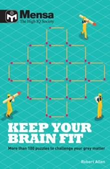 Mensa: Keep Your Brain Fit, Paperback Book