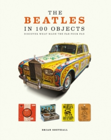 The Beatles in 100 Objects, Mixed media product Book