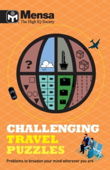 Mensa: Challenging Travel Puzzles, Paperback / softback Book
