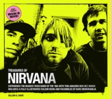 Treasures of Nirvana : Experience the Biggest Rock Band of the 90s, Hardback Book