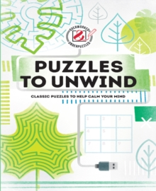 Overworked & Underpuzzled: Puzzles to Unwind, Paperback / softback Book