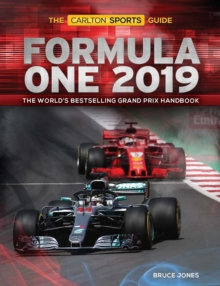 Formula One 2019: The Carlton Sports Guide, Paperback / softback Book