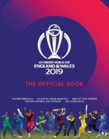 ICC Cricket World Cup 2019 England, Paperback / softback Book