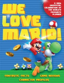 We Love Mario, Paperback / softback Book