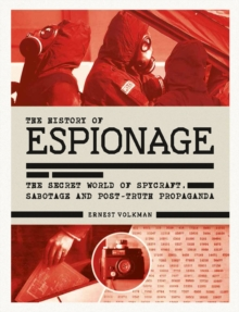 The History of Espionage, Hardback Book