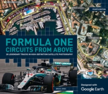 Formula One Circuits From Above, Hardback Book