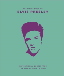 The Little Book of Elvis Presley, Hardback Book