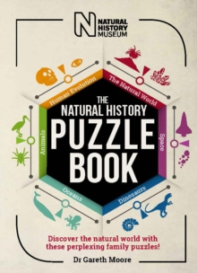The Natural History Puzzle Book, Paperback / softback Book
