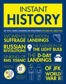 Instant History, Mixed media product Book