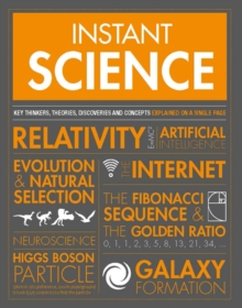 Instant Science, Mixed media product Book