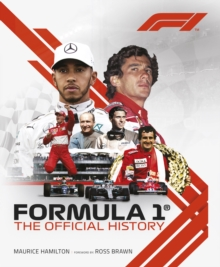 Formula 1: The Official History, Hardback Book