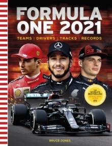 Formula One 2021 : The World's Bestselling Grand Prix Handbook, Paperback / softback Book