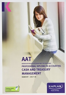 Cash and Treasury Management - Exam Kit, Paperback Book
