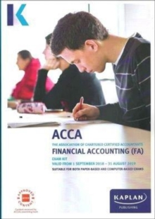 FINANCIAL ACCOUNTING (FA) - EXAM KIT, Paperback / softback Book