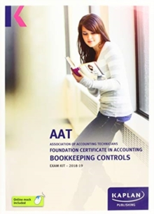 BOOKKEEPING CONTROLS - EXAM KIT, Paperback / softback Book