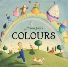 Alison Jay's Colours, Board book Book