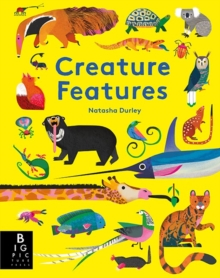 Creature Features, Hardback Book