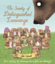 The Society of Distinguished Lemmings, Paperback Book