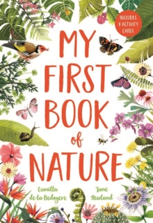My First Book of Nature : (with wipe-clean spotting cards), Hardback Book
