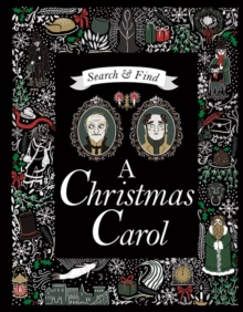 Search and Find A Christmas Carol : A Charles Dickens Search & Find Book, Hardback Book