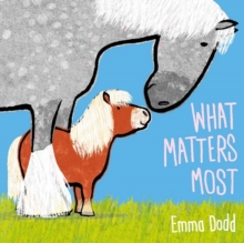 What Matters Most, Hardback Book