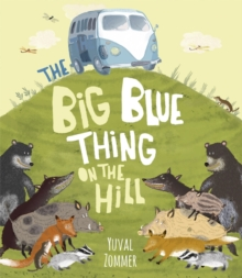The Big Blue Thing on the Hill, EPUB eBook